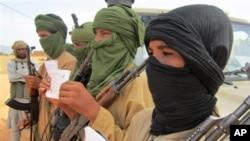 Des enfants soldats recrutés par les islamistes au Mali (photo 2012)