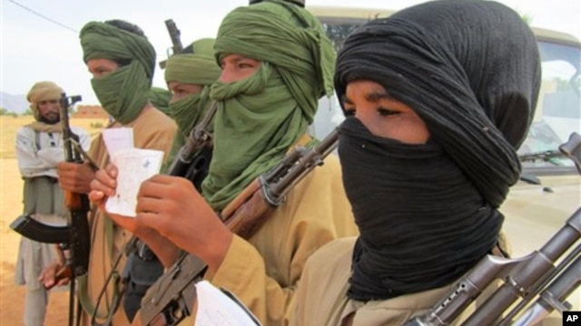 Child soldiers recruited by Islamists in Mali (2012 photo)