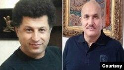 Əlirza Fərşi və Abbas Lisani