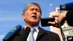 Atambayev: Yevrosiyo Iqtisodiy Ittifoqi ishonchni oqlamadi