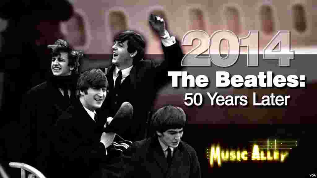 Music Alley Spotlight: Beatles 50 Years Later