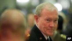 Ketua Gabungan Kepala Staf Angkatan Bersenjata Amerika, Jenderal Martin Dempsey