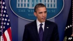 صدر اوباما کا امریکی فوجیوں سے اظہار تشکر