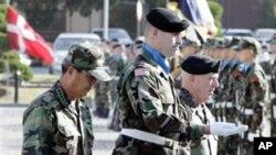 การประลองยุทธ์ร่วมกันระหว่างสหรัฐกับเกาหลีใต้ยุติลงไปแล้ว แต่การประลองยุทธ์กำลังจะเริ่มขึ้นอีกครั้งหนึ่งในเอเชีย