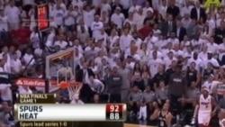 НБА: Сан Антонио поведе против Мајами