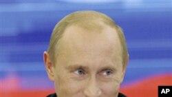 俄羅斯總理普京(資料圖片)