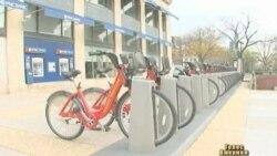 """Вашингтонці """"ділять велосипеди"""""""