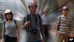 Blogger Tạ Phong Tần, Điếu Cày và Phan Thanh Hải