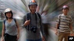 3 Blogger Tạ Phong Tần, Điếu Cày và Anh Ba Sài Gòn