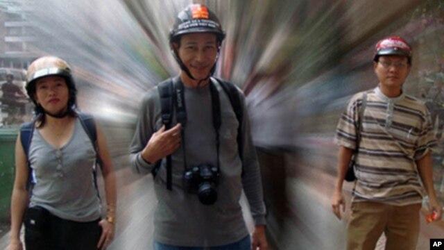 Blogger Tạ Phong Tần, Điếu Cày và AnhbaSG Phan Thanh Hải