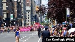 纽约同性恋,女同性恋,变性人,双性人游行