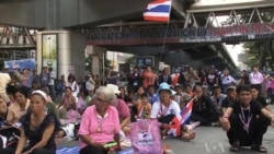 Thailand's Protesters Undeterred by Election Plan, Analysts Fear Bloodshed