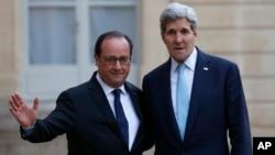 Hollande iyo Kerry