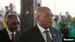 Perezida Jcob Zuma wa Afrika y'Epfo