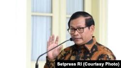 Sekretaris Kabinet Pramono Anung