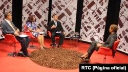 Debate na televisão pública de Cabo Verde