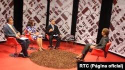 Debate na Televisão de Cabo Verde