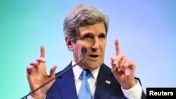 Secreteri wa Departement ya John Kerry