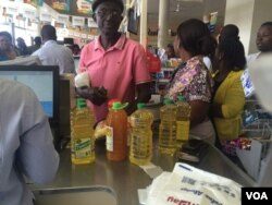 Panic buying of basic commodities has gripped most parts of Zimbabwe.