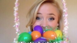 OMG! 美语 Happy Easter!