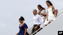 Los Obama se hospedarán en el pueblo de Chilmark, ubicado en el extremo occidental de la isla, pero la Casa Blanca no develó la ubicación específica.