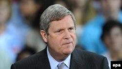 Bộ trưởng Nông nghiệp Mỹ Tom Vilsack.