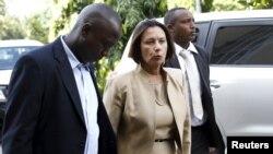 Amabassaderi aserukira Amerika mu Burundi, Dawn Liberi