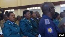 Mapurisa eZimbabwe Republic Police