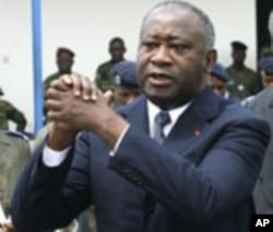Tsohon shugaban kasar Ivory Coastt Laurent Gbagbo