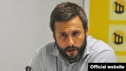 Nikola Kovačević, pravnik Beogradskog centra za ljudska prava (Foto: Medijacentar Beograd)