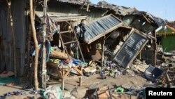 Shambulizi la awali la Boko Haram mjini Maiduguri