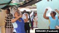 Eleitores, Moçambique.