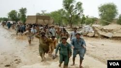 بلوچستان سیلاب