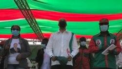 Airigente da UNITA fala em Benguela