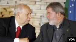 José Alencar fue considerado no sólo el vicepresidente de Lula, sino como una persona cercana al ex mandatario.