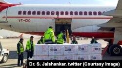 هند لهافغانستان سره د کرونا واکسین ۵۰۰زره ډوزه مرسته وکړه