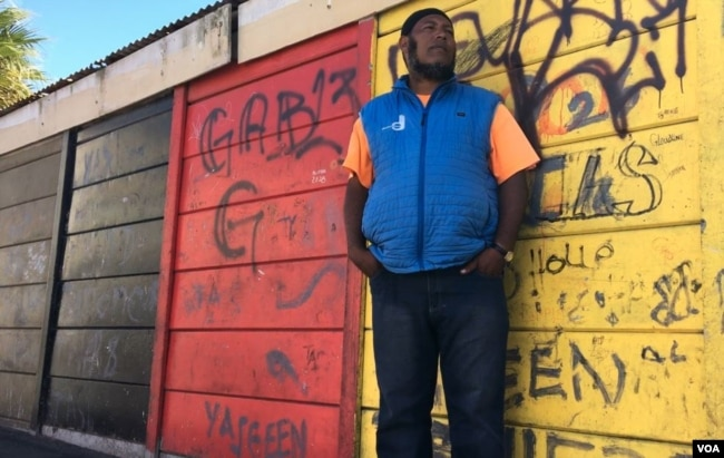 Former Gang Member Abduraghmaan Abi Ruiters Works With CeaseFire As A Violence Interrupter In