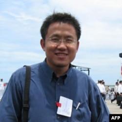 台湾新台湾国策智库研究员刘世忠