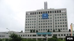 Kota Bucheon di Korea selatan yang menjadi pangkalan militer AS selama perang Korea.