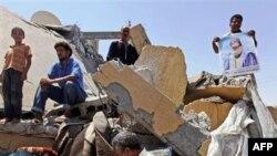 Libya'nın yoğun çatışmalara sahne olan Ziliten kenti
