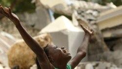 توزیع تدارکات امدادی در پایتخت هائیتی با تأخیر روبرو شده است