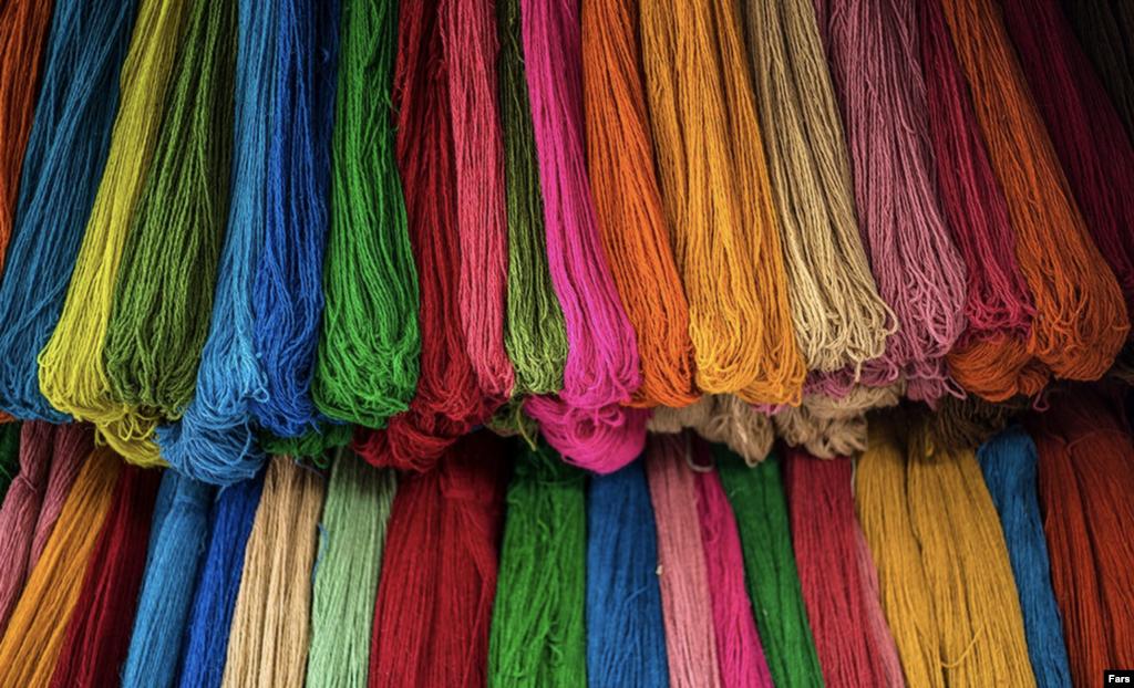 بازار قدیم نخفروشان سنندج عکس: بختیار صمدی