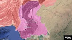 Sindh province, Pakistan