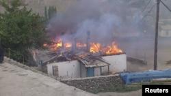 Последствия столкновений в Хороге, Таджикистан