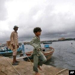 سندھ، بلوچستان میں سمندری طوفان کا خطرہ