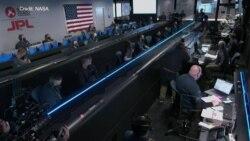لحظه فرود مریخنورد؛ شادی کارکنان ناسا و نخستین تصویر «استقامت»