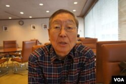 研究中日关系的日本国际情报学会会长近藤大博