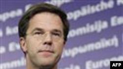 Holandski premijer u ostavci Mark Rute (arhivski snimak)