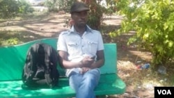 Occupy Africa Unity Square leader Itai Dzamara was allegedly abducted by unknown assailants more than three months ago. (Photo: By Frank Chikowore)