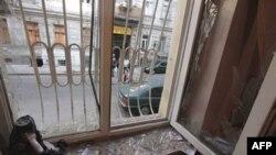 Взрывы в Тбилиси